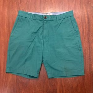 Original penguin teal shorts men's size 33